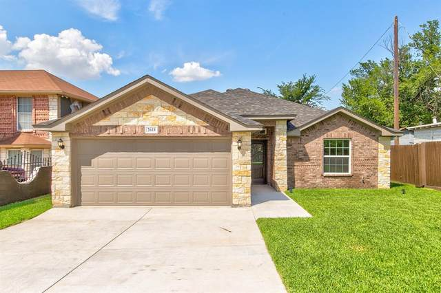 2618 NW 29th Street, Fort Worth, TX 76106 (MLS #14369231) :: Team Tiller