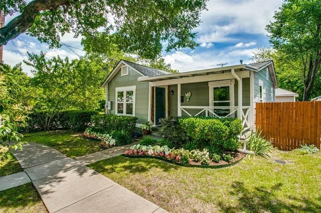 814 N Church Street, Mckinney, TX 75069 (MLS #14369239) :: All Cities USA Realty