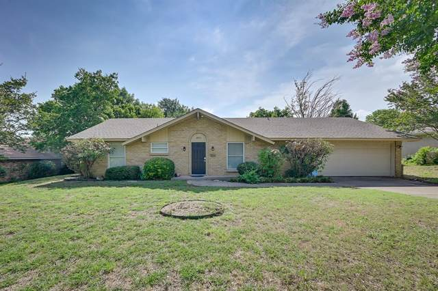 3021 Gunnison Trail, Fort Worth, TX 76116 (MLS #14369314) :: Team Hodnett