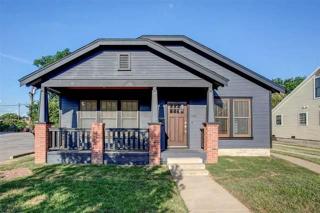 1319 6th Avenue, Fort Worth, TX 76104 (MLS #14369319) :: Team Tiller