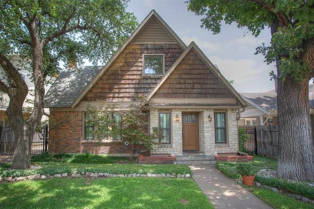 4010 Modlin Avenue, Fort Worth, TX 76107 (MLS #14369421) :: Tenesha Lusk Realty Group