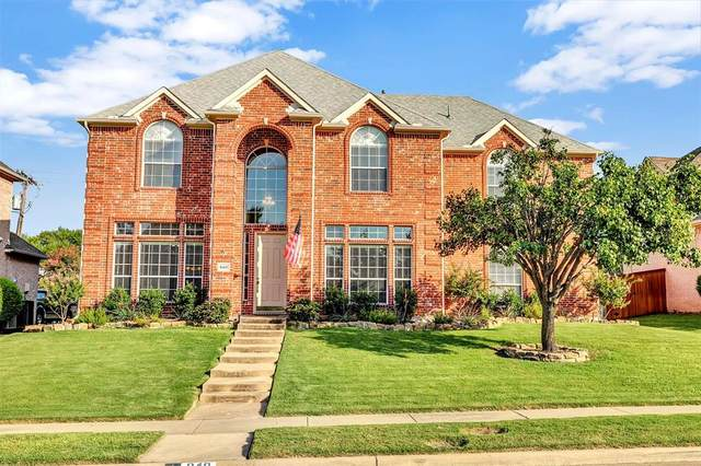 940 Hedgcoxe Road, Plano, TX 75025 (MLS #14369430) :: The Daniel Team