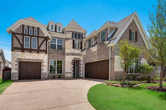 7705 Inverness, The Colony, TX 75056 (MLS #14369438) :: The Kimberly Davis Group