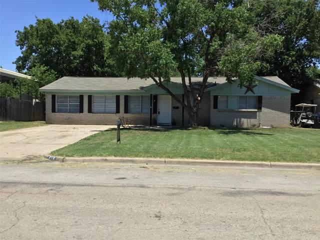 916 Russell Road, Everman, TX 76140 (MLS #14369448) :: All Cities USA Realty