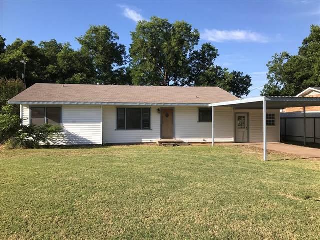 1003 W Custer Street, Seymour, TX 76380 (MLS #14369455) :: The Heyl Group at Keller Williams