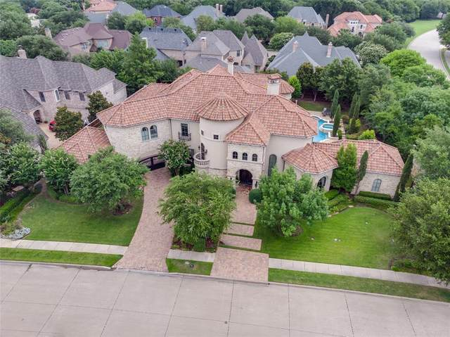4910 Monterey Drive, Frisco, TX 75034 (MLS #14369458) :: The Chad Smith Team