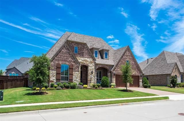 2714 Corral Drive, Celina, TX 75009 (MLS #14369470) :: The Kimberly Davis Group