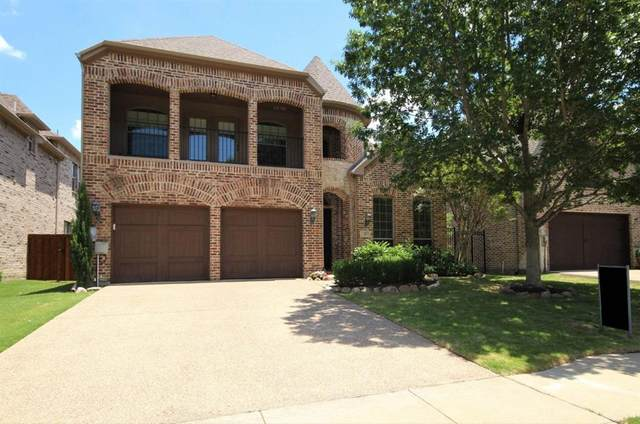 32 Placid Pond Drive, Frisco, TX 75034 (MLS #14369480) :: The Rhodes Team