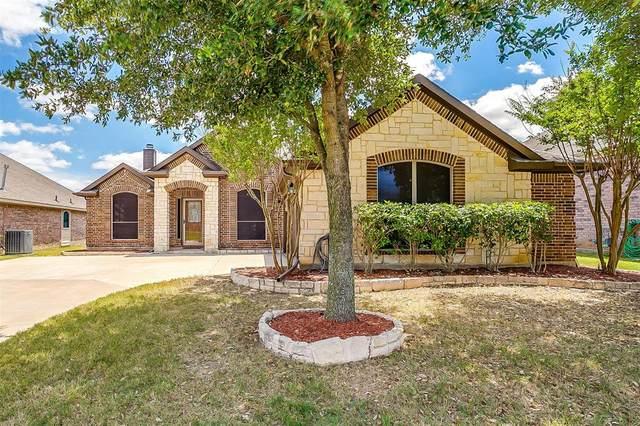 921 Oatlands Place, Burleson, TX 76028 (MLS #14369533) :: Baldree Home Team