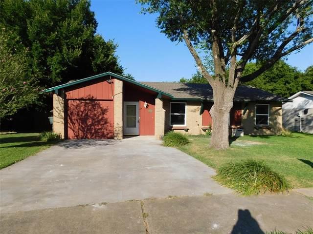 1601 S Vaden Street, Sherman, TX 75090 (MLS #14369575) :: The Tierny Jordan Network