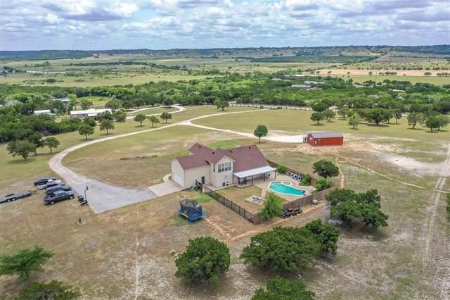 1226 Cr 2004, Glen Rose, TX 76043 (MLS #14369670) :: Robbins Real Estate Group