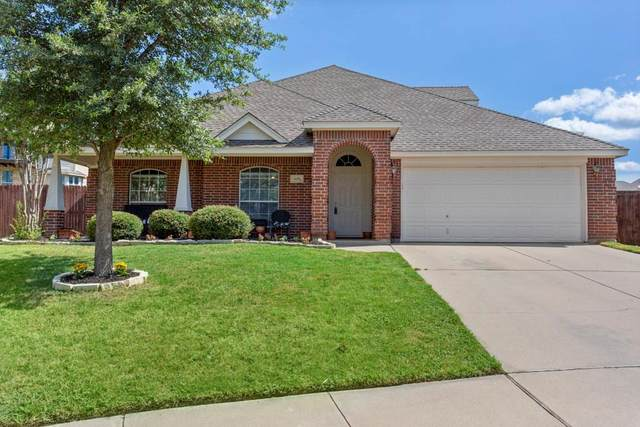 1129 Hackberry Court, Burleson, TX 76028 (MLS #14369688) :: The Mitchell Group