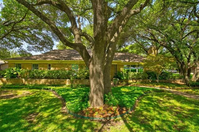 4100 Tamworth Road, Fort Worth, TX 76116 (MLS #14369731) :: Trinity Premier Properties
