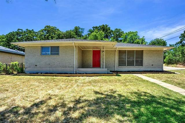 58 W Parnell Street, Denison, TX 75020 (MLS #14369764) :: Maegan Brest | Keller Williams Realty