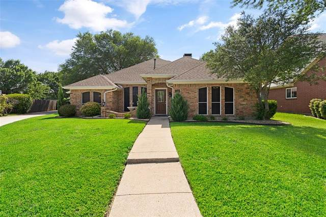 2229 Pendleton Lane, Flower Mound, TX 75028 (MLS #14369791) :: The Rhodes Team