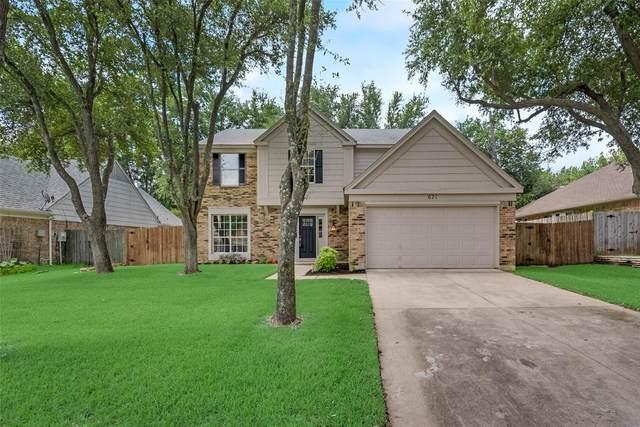 621 Ashcroft Drive, Grapevine, TX 76051 (MLS #14369796) :: Robbins Real Estate Group