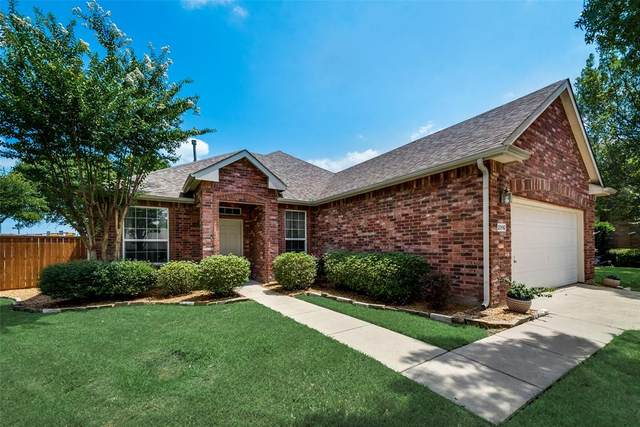 2916 Scott Place, Mckinney, TX 75072 (MLS #14369804) :: Hargrove Realty Group