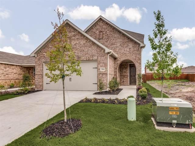 1064 Trickham Drive, Forney, TX 75126 (MLS #14369831) :: RE/MAX Landmark