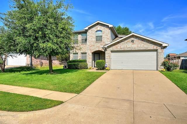 2118 Sherbrooke Court, Sherman, TX 75092 (MLS #14369851) :: Team Hodnett