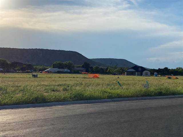 526 Big Sky Loop, Buffalo Gap, TX 79508 (MLS #14369882) :: The Daniel Team