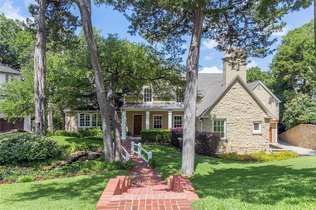 1209 Lausanne Avenue, Dallas, TX 75208 (MLS #14369909) :: The Kimberly Davis Group