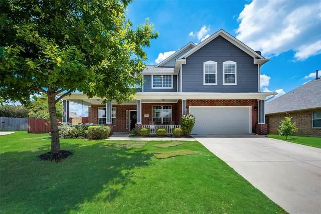 916 Valley Ridge Court, Burleson, TX 76028 (MLS #14369916) :: Baldree Home Team