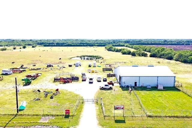 900 Fm 36 N, Greenville, TX 75401 (MLS #14369957) :: The Kimberly Davis Group