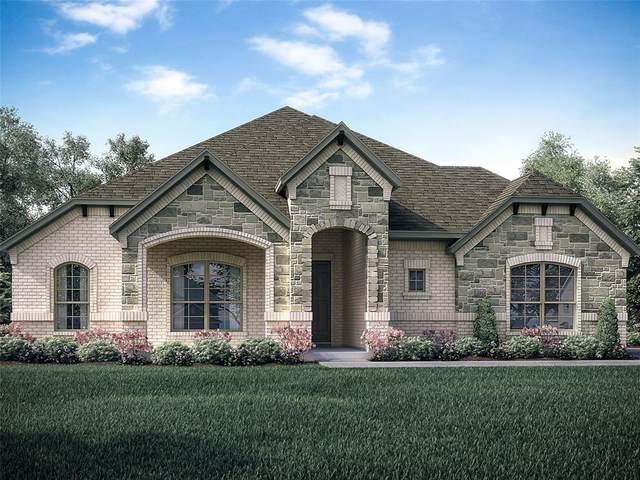 116 Sapphire, Waxahachie, TX 75165 (MLS #14370002) :: Team Tiller