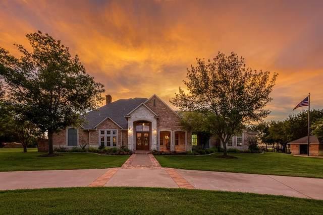 208 Highpoint Circle, Valley View, TX 76272 (MLS #14370020) :: The Tierny Jordan Network