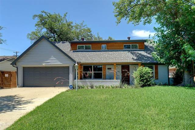2909 Selma Lane, Farmers Branch, TX 75234 (MLS #14370054) :: The Chad Smith Team