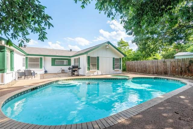 605 E Prairie View Road, Crowley, TX 76036 (MLS #14370075) :: Potts Realty Group