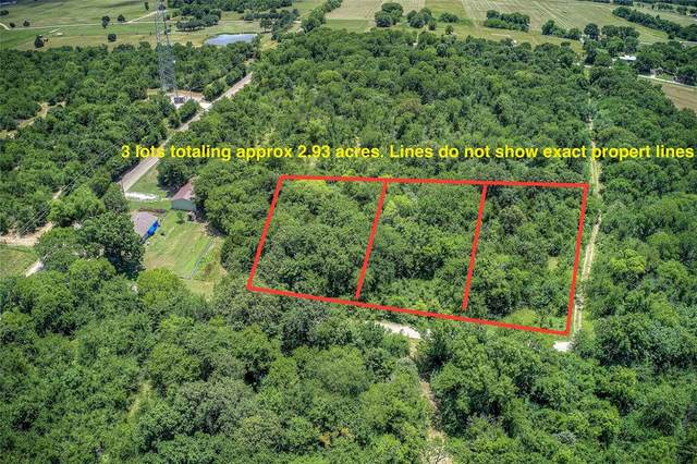 TBD Harbor View Drive, East Tawakoni, TX 75472 (MLS #14370125) :: The Mitchell Group