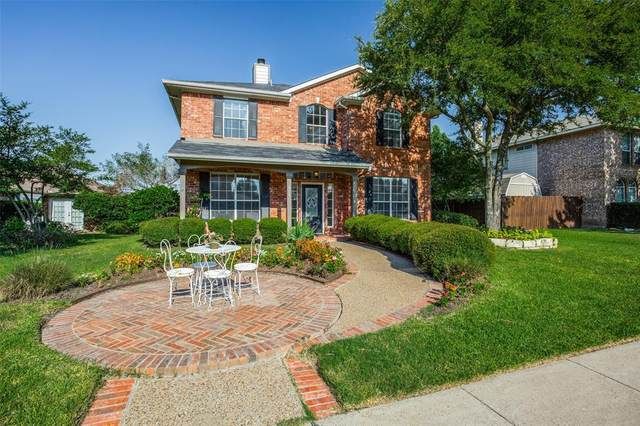 819 Ashley Place, Mesquite, TX 75181 (MLS #14370135) :: The Heyl Group at Keller Williams