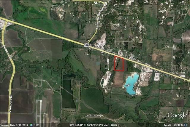 000 E University Drive, Mckinney, TX 75071 (MLS #14370154) :: The Kimberly Davis Group