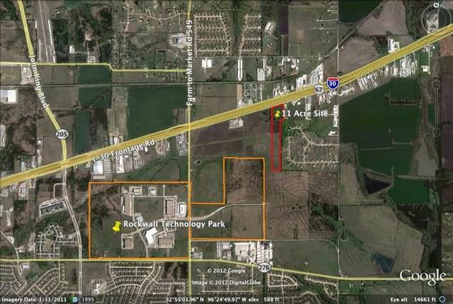 000 I30, Rockwall, TX 75032 (MLS #14370167) :: Post Oak Realty