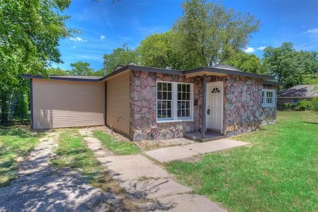 5625 Lester Granger Drive, Fort Worth, TX 76112 (MLS #14370212) :: Team Tiller