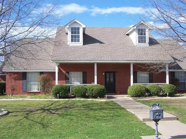 1708 Quail Hollow, Cleburne, TX 76033 (MLS #14370262) :: The Hornburg Real Estate Group