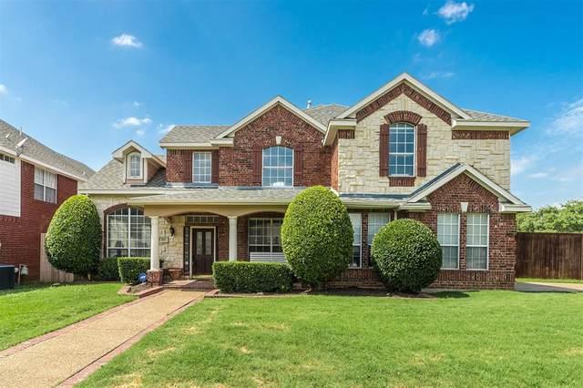 404 Laura Lane, Grand Prairie, TX 75052 (MLS #14370320) :: Robbins Real Estate Group