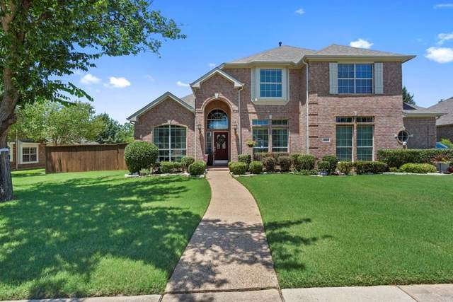 3603 Winchester Court, Corinth, TX 76210 (MLS #14370343) :: Baldree Home Team