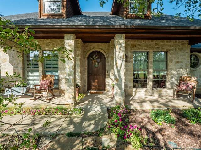 119 Bluff Creek Road, Weatherford, TX 76087 (MLS #14370377) :: Tenesha Lusk Realty Group