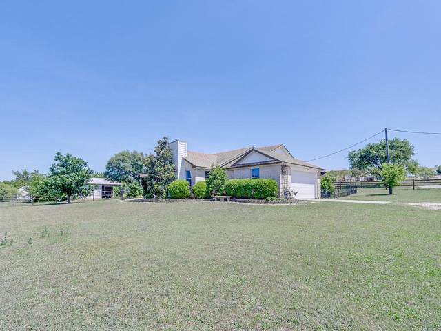 3945 Chisholm Trail, Crowley, TX 76036 (MLS #14370416) :: All Cities USA Realty