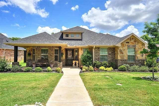 2224 Cold Creek Drive, Denison, TX 75020 (MLS #14370440) :: The Kimberly Davis Group