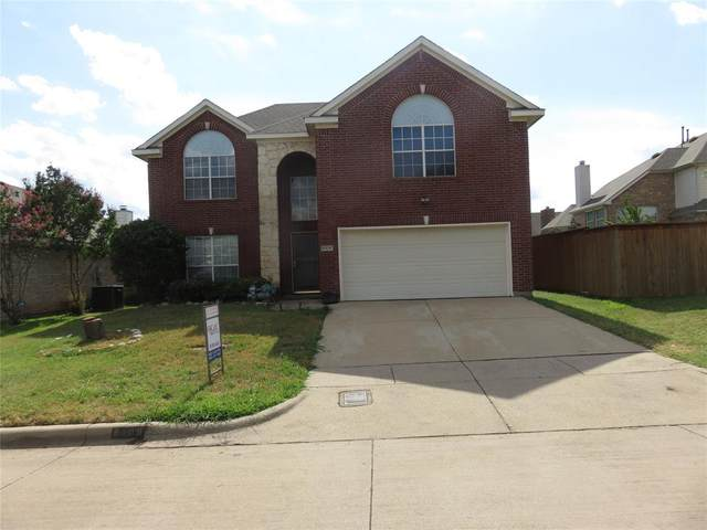 8108 Dynasty Drive, Fort Worth, TX 76123 (MLS #14370444) :: Trinity Premier Properties