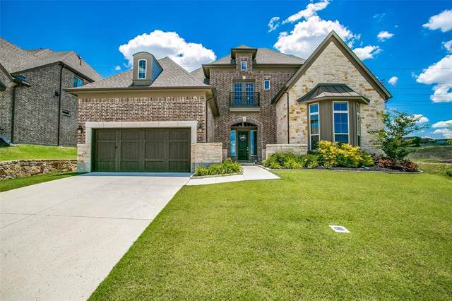 1036 Myers Park Trail, Roanoke, TX 76262 (MLS #14370493) :: Robbins Real Estate Group