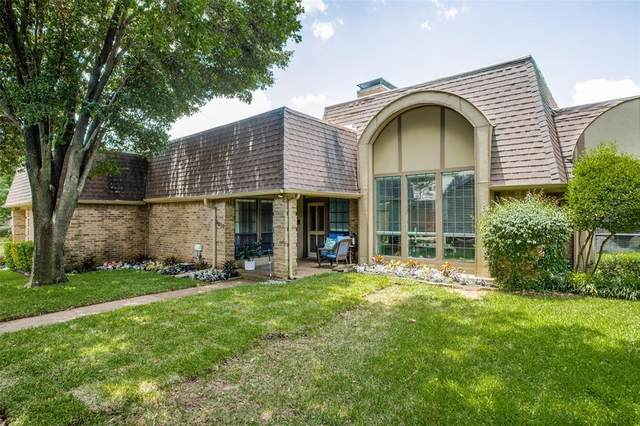 3919 Rosser Square, Dallas, TX 75244 (MLS #14370495) :: The Mitchell Group