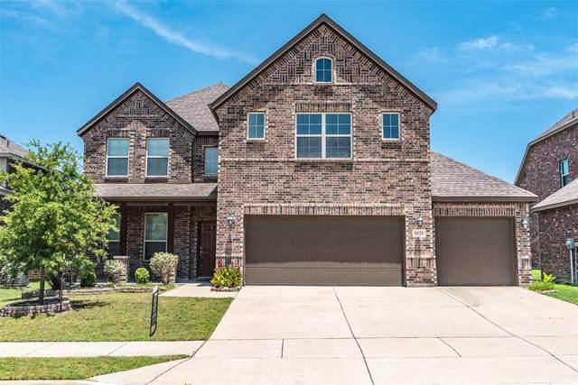 1021 Lavender Drive, Little Elm, TX 75068 (MLS #14370524) :: The Kimberly Davis Group