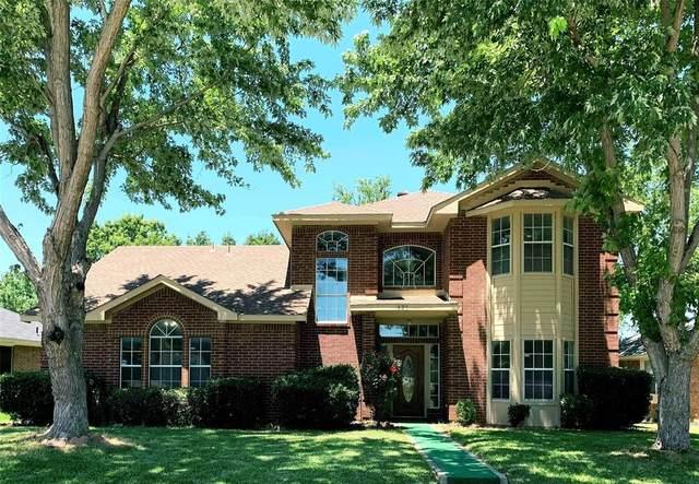 420 Beard Drive, Cedar Hill, TX 75104 (MLS #14370543) :: Robbins Real Estate Group