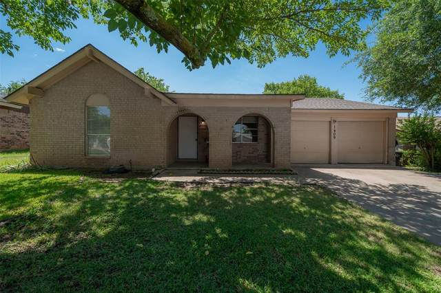 1409 Mimosa Street, Cleburne, TX 76033 (MLS #14370574) :: ACR- ANN CARR REALTORS®