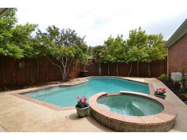 4644 Courtyard Trail, Plano, TX 75024 (MLS #14370578) :: The Heyl Group at Keller Williams