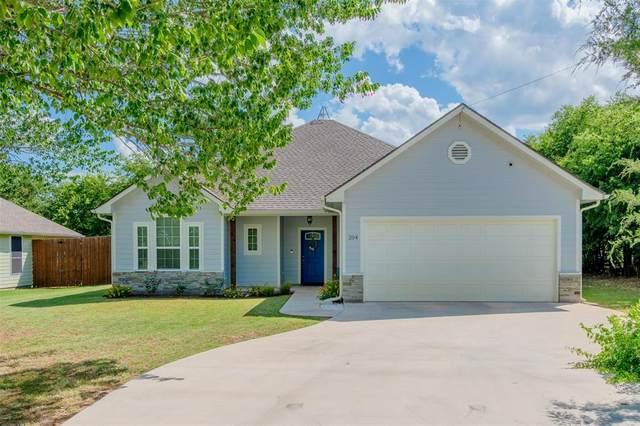 204 James Street, Alvarado, TX 76009 (MLS #14370582) :: Real Estate By Design